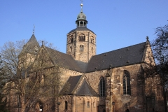 Benediktinerkloster, später Kollegiatstift St. Bonifatius, Hameln (GSN 390)